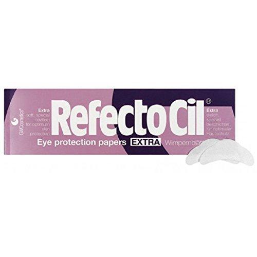 RefectoCil Wimpernblättchen 80 Stück extra weich