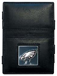 NFL Philadelphia Eagles Leather Jacob's Ladder Wallet