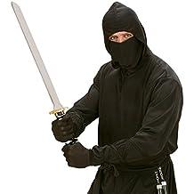 Amakando Spielzeug Nunchaku Ninja Kost/üm Zubeh/ör 30 cm Kungfu Spielzeugwaffe Samurai Accessoire Kampfsport Requisit Kost/ümzubeh/ör
