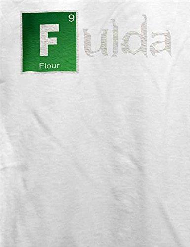 Fulda T-Shirt Weiß