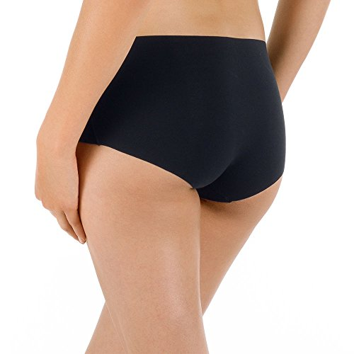 Calida - Panty Cotton Silhouette, Culotte da donna nero (Schwarz  (schwarz 992))