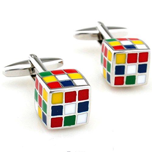 Colección Zachary Brown gemelos originales cubo Rubik