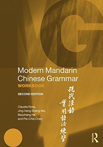Modern Mandarin Chinese Grammar Workbook (Modern Grammar Workbooks) (English Edition)