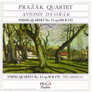 """Quatuors à cordes n°14, op.105 & n°12, op.96 """"Américain"""""""