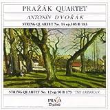 Quatuors à cordes n12 et 14 / Antonin Dvorak | Dvorák, Antonín (1841-1904)
