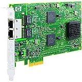 HP 394795-B21 Netzwerkkarte NC380T PCIe DP MFN 1000T Gig