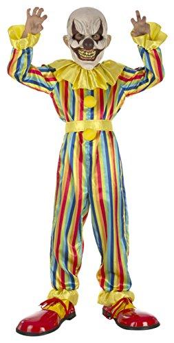My Other Me-Kind Kostüm Prank Clown (viving Costumes) 7-9 años (Kind Killer Clown Kostüm)