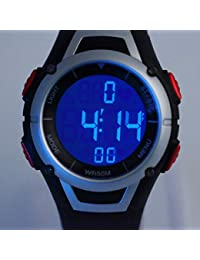 World Beauty's 2016 New Favor Outdoor Cycling Sport Waterproof Wireless Heart Rate Monitor Chest Heart Rate Watch...