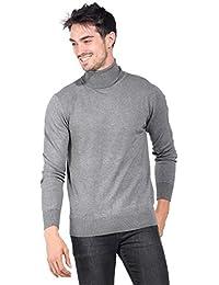 Amazon.fr   cachemire - Pulls, Gilets   Sweat-shirts   Homme   Vêtements 56e4d5129ce