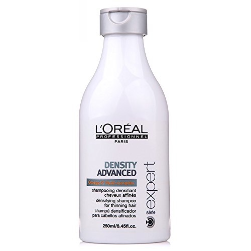 L'Oreal - Shampoo Density Advanced - Linea Cleanse And Control - Scalp Care - 250ml