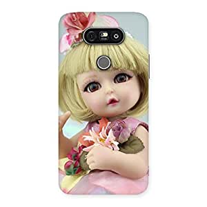 NEO WORLD Premium Sweetest Baby Back Case Cover for LG G5
