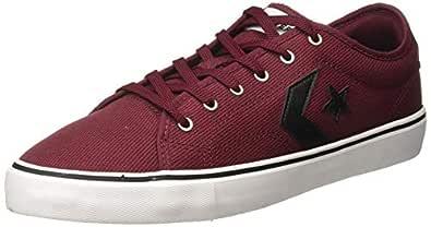 Converse Unisex Adult Red Sneakers-6 UK (38 EU) (164896C)