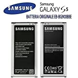 Best Battery For Samsung Galaxy S5s - SAMSUNG Genuine Battery for Galaxy S5 (Non-Retail Packaging) Review
