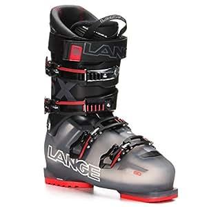 Lange - Chaussures De Ski Sx 90 Tr.black-red Homme - Homme - Taille 31.5 - Noir