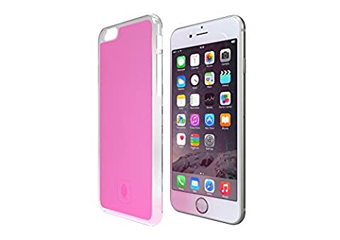 TACTUS Luminova iPhone 6 & iPhone 6S Case – Pink, Glow in the Dark | Perfect PARTY Case | UK