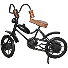 100 Degree Celsius Decorative Wooden & Iron Motor Cycle
