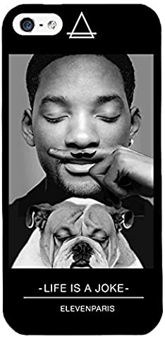 Eleven Paris WILLYCASES Coque Will Smith Rubber pour iPhone