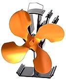 VODA Thermoelektrischer Ventilator für Kamin
