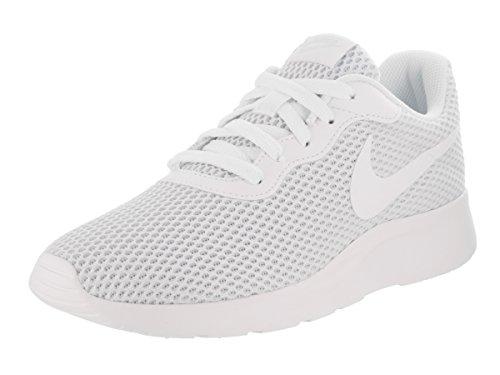 Nike Damen 844908 Sneakers White/White/Pure Platinum