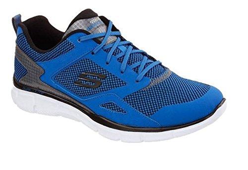 skechers chaussures de marche nordique pour homme bleu blue black toutes les chaussures. Black Bedroom Furniture Sets. Home Design Ideas