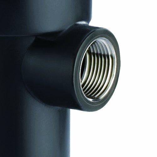 Einhell Hauswasserautomat GE-AW 9041 E (900 W, 4100 l/h Fördermenge, max. Förderhöhe 48 m, Vorfilter mit integriertem Rückschlagventil) - 9