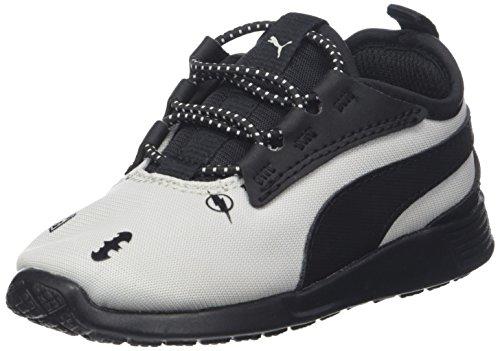 Puma Unisex-Kinder JL ST Trainer Evo v2 AC Inf Sneaker, Grau (Gray Violet Black), 27 EU