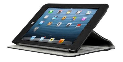 Tech21D3O Impact Folio Schutzhülle aus Leder für iPad Mini, Schwarz (Tech 21 Ipad Mini)