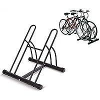 MHBS01 Fahrradständer Bodenständer Radständer Fahrradhalter ALLE Typen Schwarz