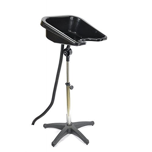 Original Portable Black Hairdressers Lightweight Backwash