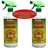 Barrage insectes insecticide 2 X 1 L