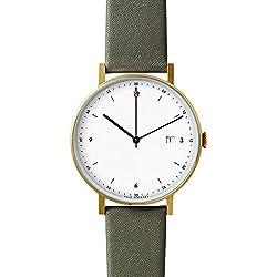VOID Watch - PKG01 - Gold/Olive/White