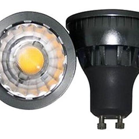TJDlight 9W 500LM 6500K bianco freddo LED emettitore su 38mm di base (11-12V)