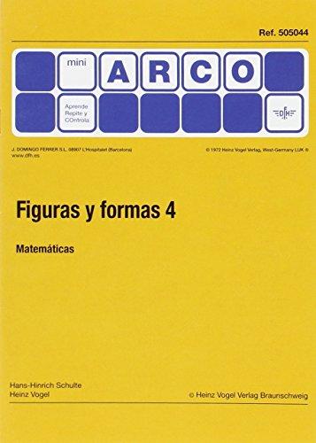 Figuras y formas matemáticas - Volumen 4