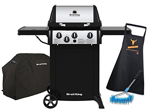 Broil King Gem 340 Gasgrill Starter-Set