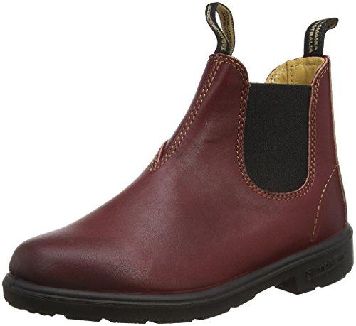 Blundstone Classic Comfort, Unisex-Kinder Kurzschaft Stiefel, Rot (Burgundy), 28 EU (10 Child UK)