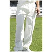 GRAY-NICOLLS–Pantalones de Cricket Super, color crema, tamaño XX-Large