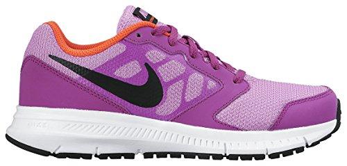 Nike - 685167 - Downshifter 6 (Gs/Ps) - Chaussures de Running Compétition - Homme Rose (Fuchsia Glow / Blck Vvd Prpl Wht)