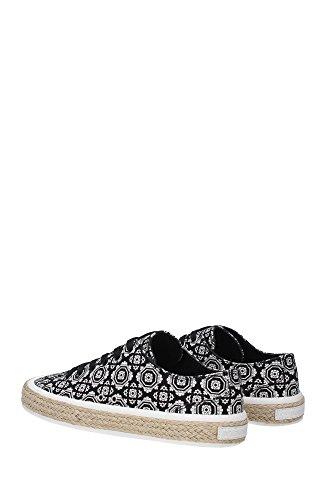 CS1077AR2578Q937 Dolce&Gabbana Sneakers Homme Tissu Noir Noir