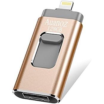 OMARS® Irisation Lightning USB Stick 128GB: Amazon.de