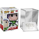 Funko Pop Disney Toy Story- Buzz Lightyear Action Figure + FUNKO PROTECTIVE CASE