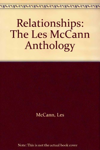 Relationships: The Les McCann Anthology