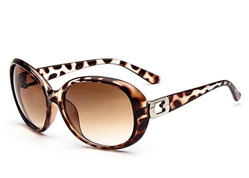 Oath_song - Lunette de soleil - Femme Marron C5-mat leopard+brown kiCev0