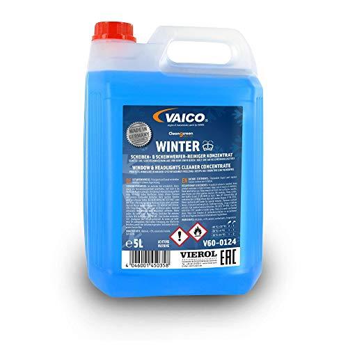 VAICO Cleanscreen WINTER 5L - Scheibenreiniger Konzentrat mit Frostschutzmittel bis -30°C