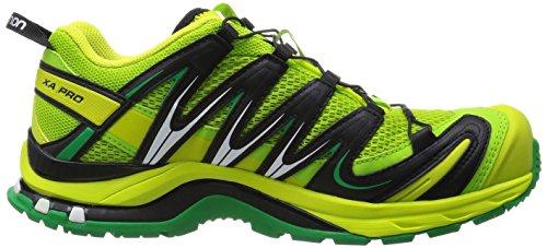 Salomon Herren Xa Pro 3d Traillaufschuhe Gelb (Granny Green/Gecko Green/Fern Green)