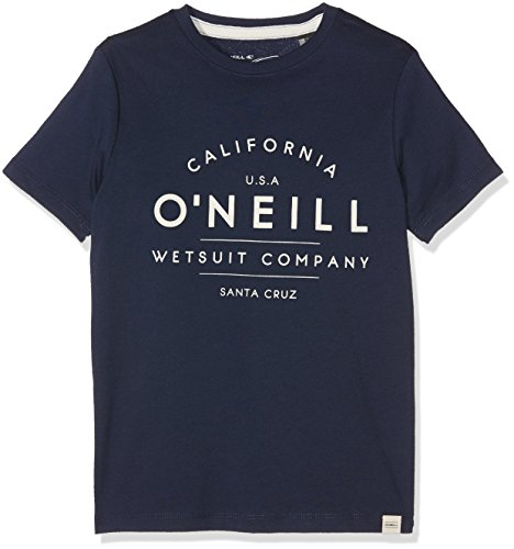 O'Neill Jungen T-Shirt Tees, Ink Blue, 140 (Tee Bio Basic)