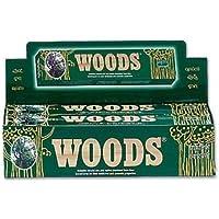 Woods Natural Räucherstäbchen, groß-Pack preisvergleich bei billige-tabletten.eu