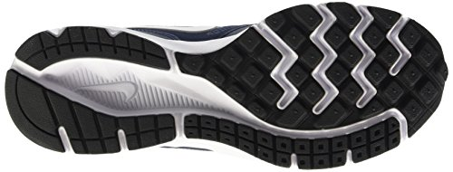 Nike Downshifter 6, Chaussures de course homme Azul / Blanco / Negro (Midnight Navy / White-Blk-White)