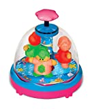 Toyzee Press N Spin Spinning Babies Toy ...