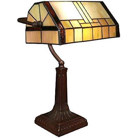 Htdeco - Luminaires - Lámpara Tiffany