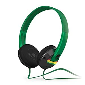 Skullcandy Uprock 2.0 On-Ear Headphones - Black/Rasta